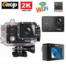 GIT2 Gitup Full HD 1080P Action Sport Camera Wifi 30M Waterproof UK fast ship !