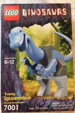 7001 dinosaurs young iguanodon lego set