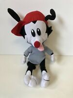 "1995 Ace Looney Tunes Warner Bros. Animaniacs Wakko 10"" Plush Figure Stuffed Toy"