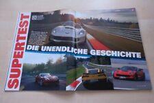 Sport Auto 1709) Chevrolet Corvette Z06 mit 659PS im Supertest auf 10 Seiten