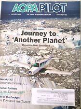 AOPA Pilot Magazine Bonanzas Over Greenland October 2011 081617nonrh2