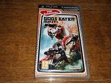 Gods Eater Burst Essentials (Sony PSP, 2011) NewSealed Pal