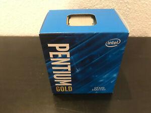 Processeur Intel Pentium G5420 3,8GHz 4MB Cache LGA1151 GOLD (ventirad inclus)