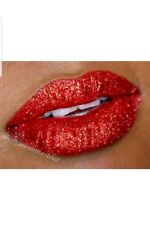 GLITTER EYES/LIPS/TATTOO KIT GOLD PINK RED GIFT IBIZA HEN DO PARTY HALLOWEEN