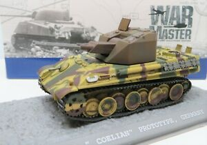 Solido - War Master 1/72 Flakpanzer 341 Coelian Prototype Germany 1943 S7200510