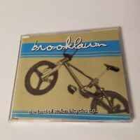 Brooklawn The Land of Stolen Bicycles CD Detroit Rock Metal Private Press ep Mi