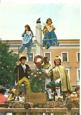 CAMPOBASSO - SAGRA DEI MISTERI  ( Festa del Corpus Domini ) - S. ISIDORO