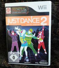 Wii Spiel Just Dance 2 ohne Anleitung guter Zustand + OVP