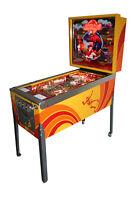 "1980 Bally "" Skateball "" pinball machine -EXCELLENT condition -FULLY RESTORED"