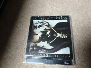 Celtic Frost - To Mega Therion - CD