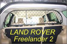 Filet Grille de séparation coffre pour Land Rover Freelander 2, chien et bagage