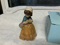 LLADRO  # 2093 GIRL WITH CROSSED ARMS, RETIRED FIGURINE