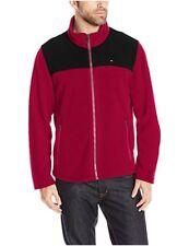 Tommy Hilfiger Mens Classic Zip Front Polar Fleece Jacket...