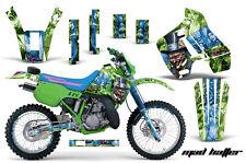 Kawasaki KDX200 Graphic Kit AMR Racing Bike Decal Sticker Part KDX 200 89-94 MH