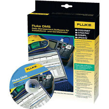 Fluke DMS Complete Software für 1653b 1654b 6500 6200 6500-2 0100 + 0701/0702