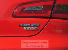 For 2013 ~ KIA FORTE CERATO K3 KOUP REAR TRUNK TGDI EMBLEM GENUINE PART OEM