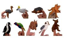 Fingerpuppen Stofftiere Auswahl Tiere Animals of Australia Science and Nature