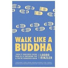 Walk Like a Buddha : Even If Your Boss Sucks, Your Ex Is Torturing You, and...