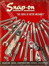 Vintage Garage, 22 Mechanics Tools Workshop Advertising, Large Metal Tin Sign