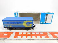 CO657-0,5# Märklin H0/AC 91739 ? Somo/Containerwagen Gefco (4481), NEUW+OVP
