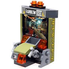 Custom LEGO Shooter Arcade Game - Rainbow Brix