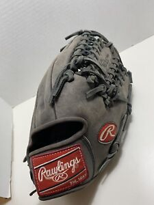 "Rawlings Pro Design SL12XTB Sandlot Trapeze Model Glove Preowned 12"""