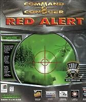 COMMAND AND CONQUER RED ALERT PS1 PLAYSTATION 1 DISC ONLY