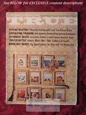TRUE January 1967 Jan 67 BILL COSBY I SPY 6 Shooters Max Gunther Stanley Frank +