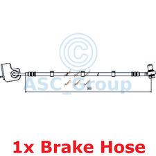 APEC BRAKING 410mm Scheibe Bremssattel flexibel GUMMISCHLAUCH hos4011