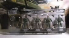 Elite Force Army Rangers Action Figures Set by Sunny Days