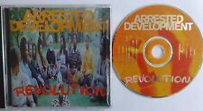 "ARRESTED DEVELOPMENT - REVOLUTION 1992 CD SINGLE ( From the movie ""Malcolm X )"