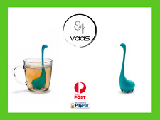 Nessie tea lochness infuser cute silicone strainer leaf coffee novelty gift