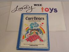 "1983 Care Bears ""Sweet Dreams for Sally"" Hardcover story book - EXCELLENT COND"