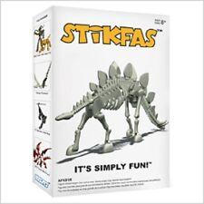 Stikfas Stegosaurus Dinosaur Kit *New* (Afk51R)