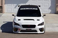 2015+ Subaru WRX STI - Hood Louver Kit - Aggressive Look - Velox Motorsports