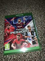 efootball PES 2020 Xbox One   VGC