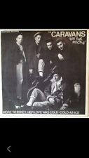 CARAVANS MORE WHISKI NEO ROCKABILLY PSYCHOBILLY 7EP