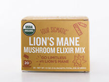 Four Sigmatic - Lion's Mane Mushroom Elixir Drink Mix - 20 Packets - Mental