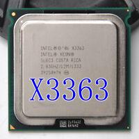Intel Xeon X3363 2.83GHz LGA 771 Adapt LGA775 SLBC3 12M Cach 4-Core Processor