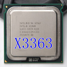 Intel Xeon X3363 2.83GHz LGA 771 Adapt LGA775 SLBC3 12M Cach 4-Core Processor