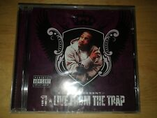 TI.   -   LIVE FROM THE TRAP. -   RARE RAP CD -  SEALED NEW