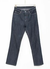 WOMENS BOGNER JEANS STRAIGHT FIT NAVY SIZE M MEDIUM UK 10 EXCELLENT