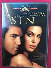 Original Sin (R Rated Version) NEW DVD