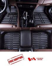 Car Black Floor Mats Front & Rear Liner Waterproof Mat For TOYOTA RAV4 2013-2016