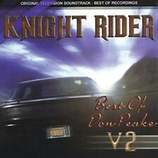 Knight Rider Vol.2: Music From The TV Series - Don Peake (NEW CD)