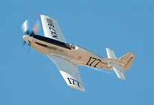 1/10 Scale Reno Racer P-51 Mustang Plans, Templates and Instructions 44ws