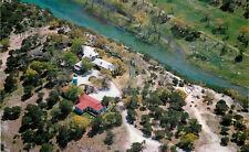 s12752 Presbyterian Mo Ranch aerial, Hunt, Texas USA postcard *COMBINED SHIPPING