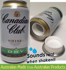 Canadian Club & Dry Stash Can - 375ml Whisky Can Diversion Safe - Secret Safe