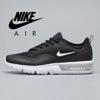 Nike Air Max Sequent 4.5 Men's Running Shoe BQ8822 Black White size 10 11 12