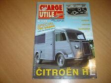 Charge utile N°132 Deutz.Citroën Type H.Heuliez O 305 HLZ